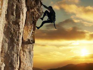 Climbing-Mountain